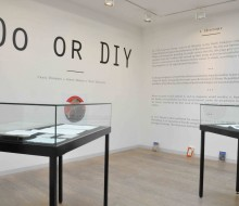 Do or DIY – exhibition 1