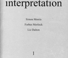 Interpretation vol.I